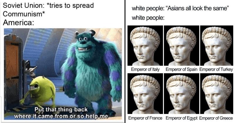 Funny history memes.