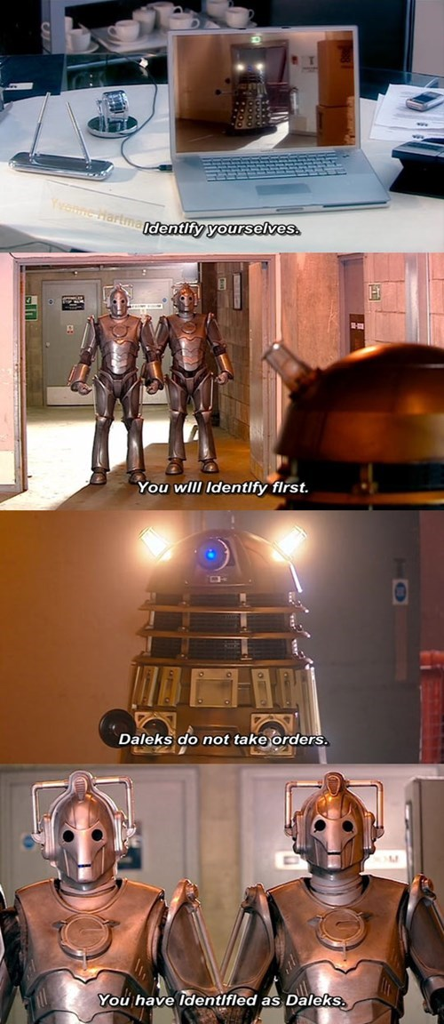 daleks doctor who - 8086539264