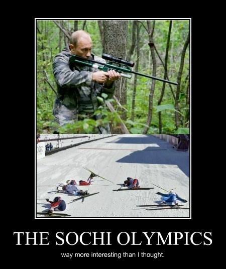Sochi 2014 olymipcs funny Vladimir Putin - 8086557440