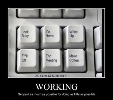 lazy work funny keyboard - 8086580736
