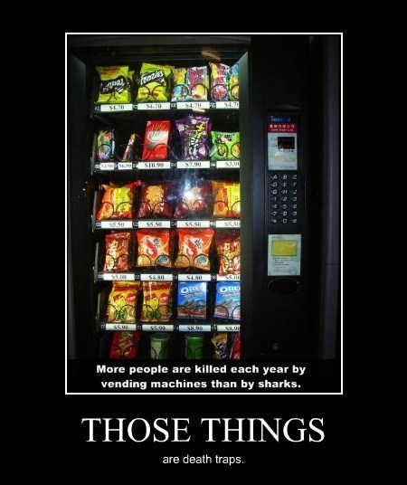 vending machine idiots dangerous funny - 8086603776