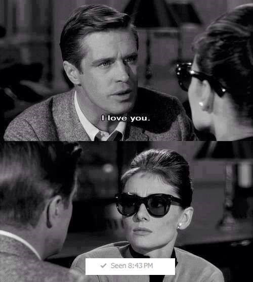 facebook chat,Audrey Hepburn,facebook