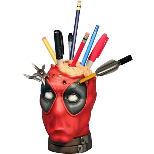 pencil office supplies deadpool - 8086674944