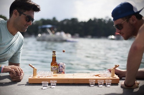 tiny beer pong funny - 8086755840