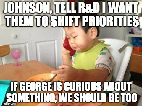 Curious George,Business Baby