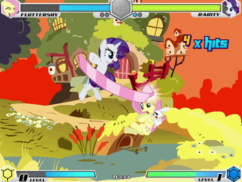 fanmade,MLP,video games