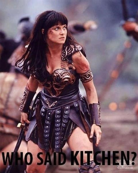 Xena Battle feminism - 8087056128
