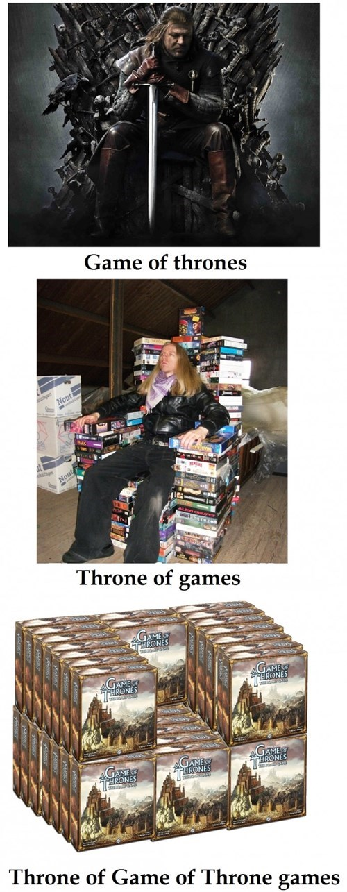 Game of Thrones video games funny - 8087057664