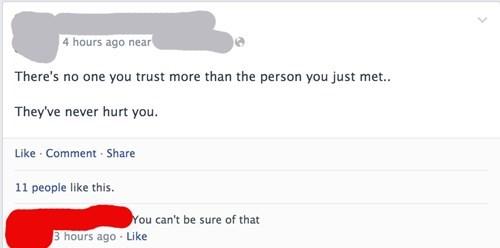 what,trust