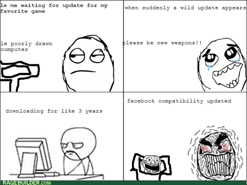 trollface update video games - 8087134720