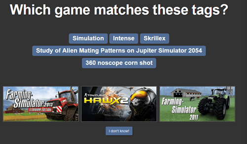 steam,pc gamcing,steam tags,farming simulator