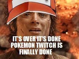 twitch plays pokemon - 8087738624