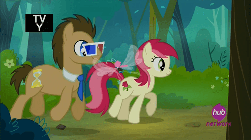 rose,doctor whooves,mlp season 4