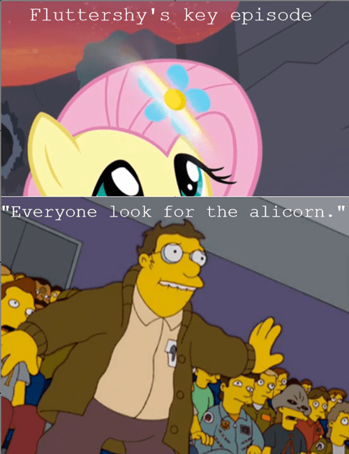 alicorn key episode fluttershy - 8088229632