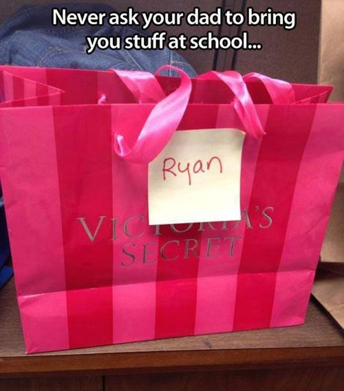 dads school victorias secret parenting - 8088591616