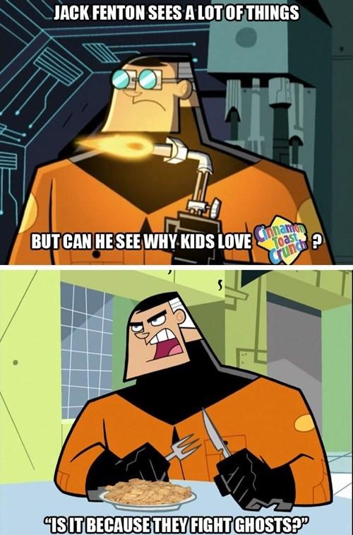 danny phantom,cinnamon toast crunch,cartoons