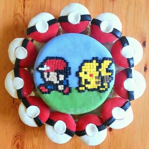 cake,Pokémon,IRL