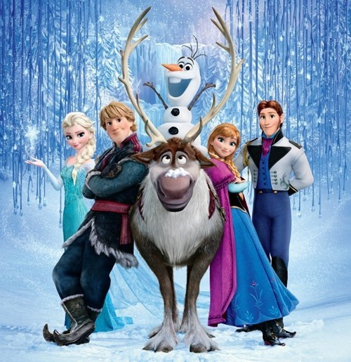 disney best animated feature film frozen academy awards oscars - 8089682688