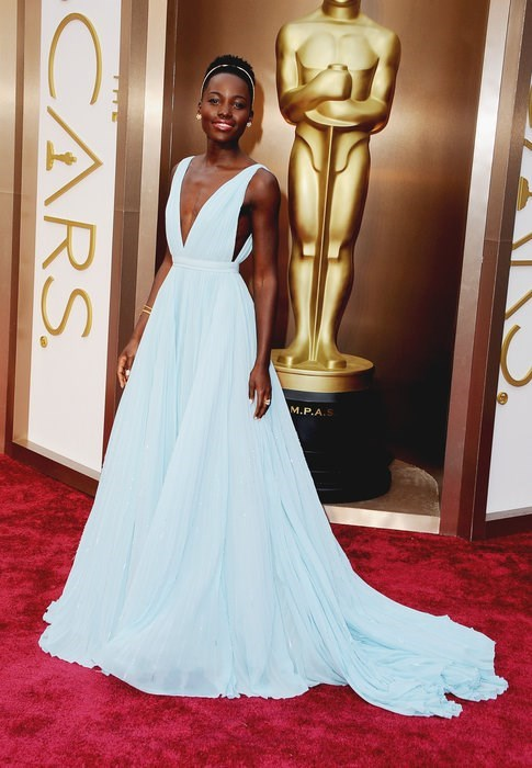 best supporting actress lupita nyong'o oscars - 8089738496