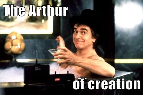 The Arthur  of creation