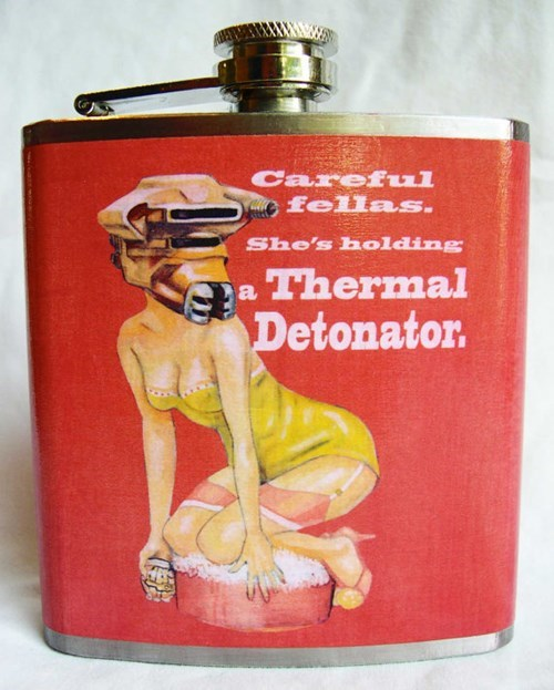 Sexy Ladies,star wars,funny,thermal detenator