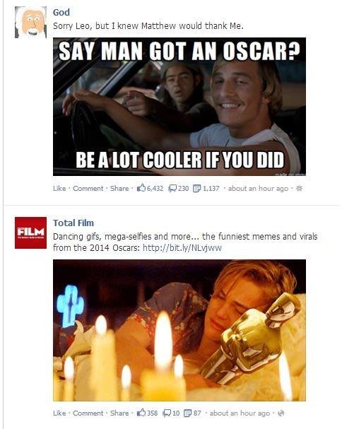 Oscar timing