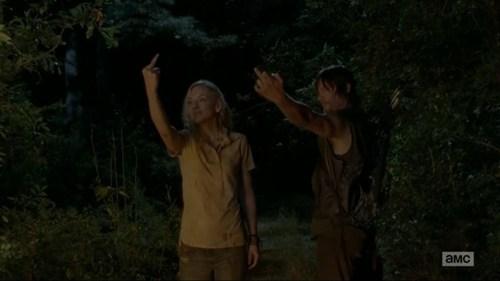 daryl dixon beth greene The Walking Dead - 8089943552