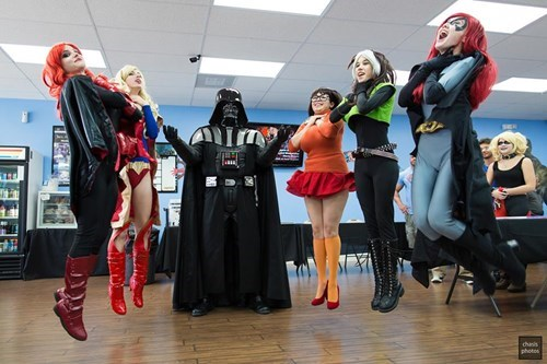 cosplay force choke darth vader - 8089963776