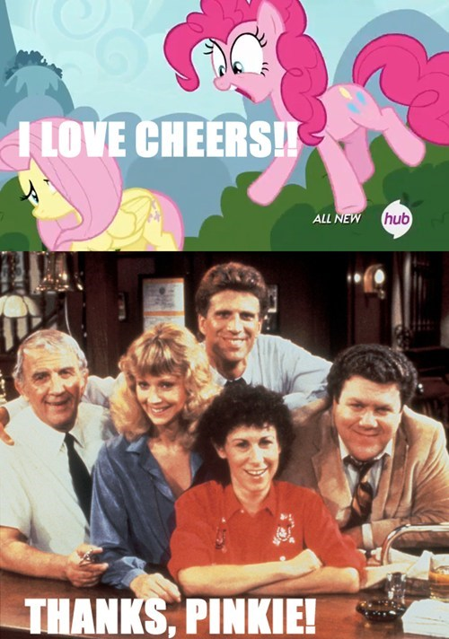 sitcom,pinkie pie,cheers