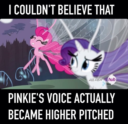 pinkie pie pitch breezie - 8090335488