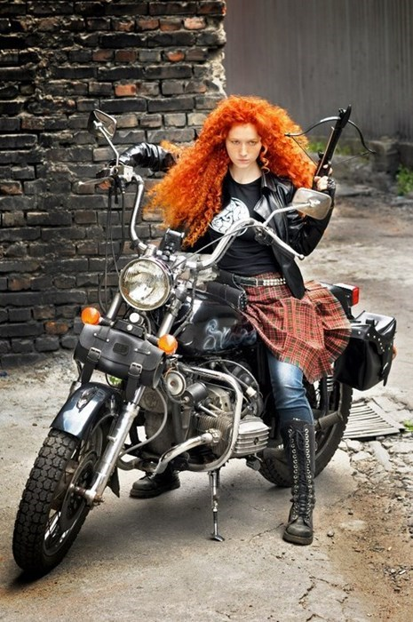 brave cosplay merida - 8090448896