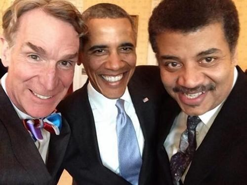 bill nye president barack obama science Neil deGrasse Tyson funny g rated School of FAIL - 8090479616