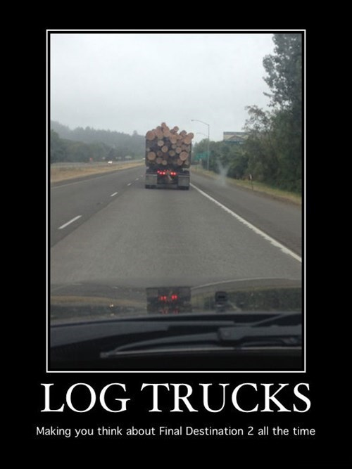 scary,horrifying,funny,Final Destination
