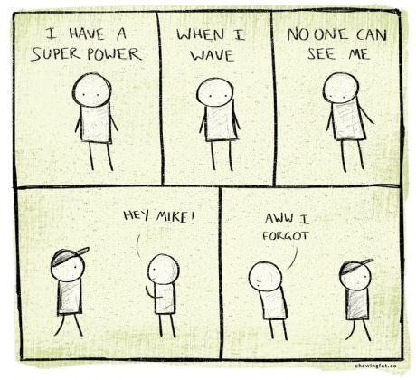 superpowers Awkward waving web comics - 8090492416