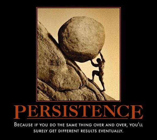 persistence sisyphus idiots funny - 8090500096