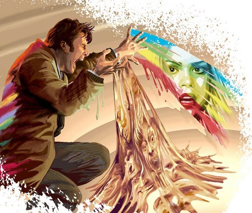 art,rose tyler,10th doctor