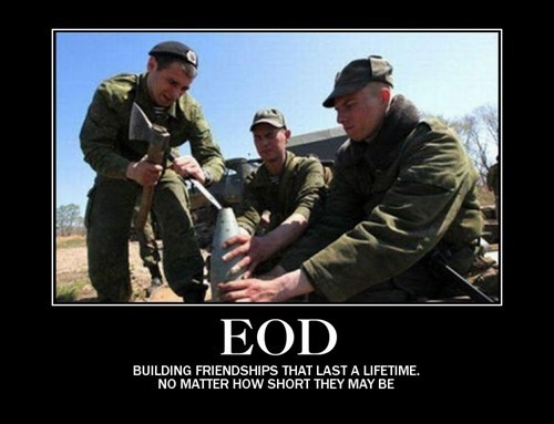 bombs bad idea military idiots funny - 8090569472