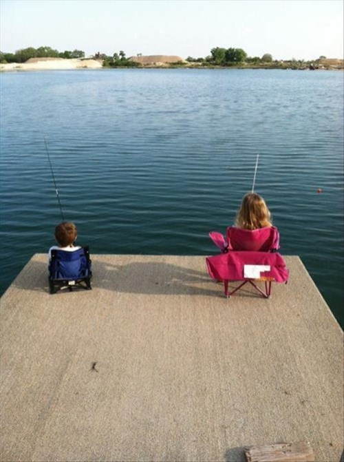 fishing,kids,parenting