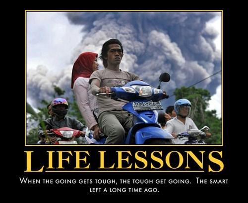 life lessons idiots funny - 8090613504