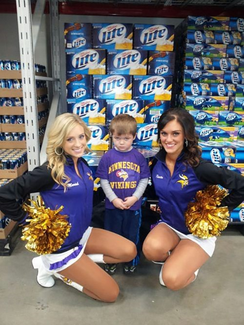 beer kids parenting cheerleaders football - 8090689536