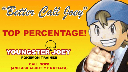 youngster joey,top percentage