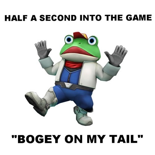 Star Fox slippy toad - 8090801664