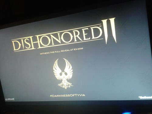 e3,dishonored ii,dishonored,leaks,Video Game Coverage