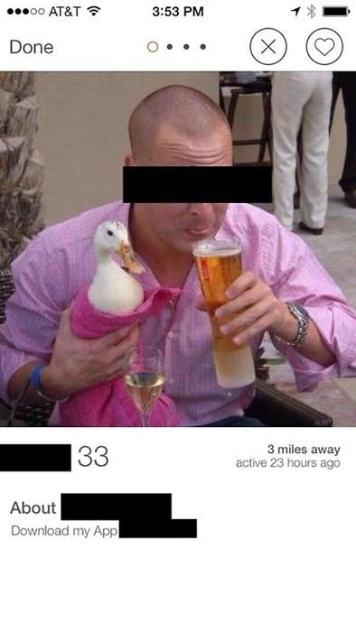 beer duck wtf wine funny - 8090833152