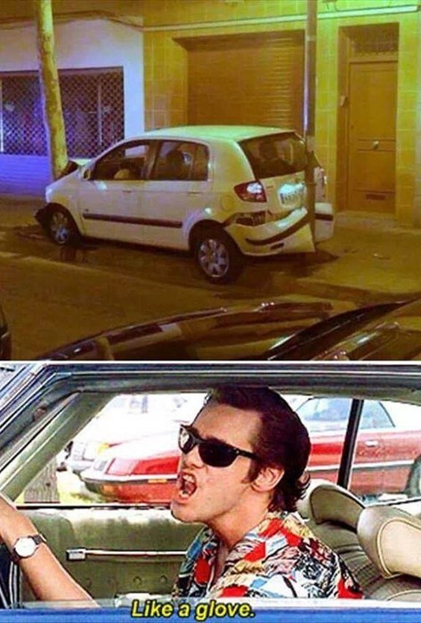 how,ace ventura,parking,g rated,fail nation