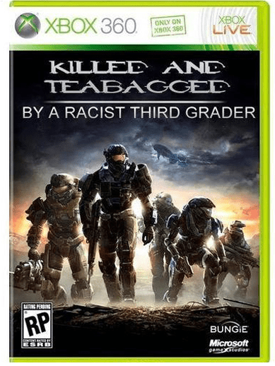xbox live halo video games - 8091282176