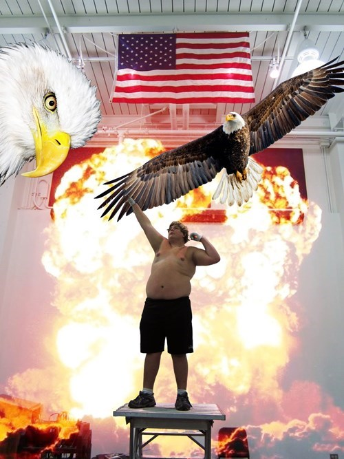 explosions,eagles,murica