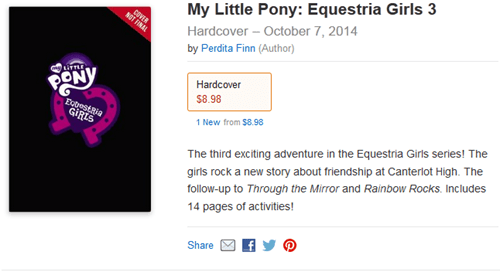 amazon equestria girls sequel - 8091597056