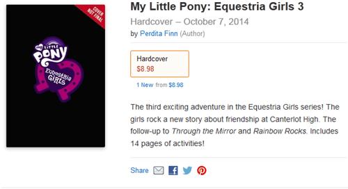 amazon equestria girls sequel - 8091597056