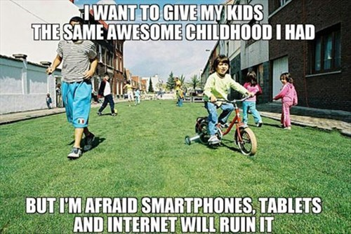 kids technology parenting - 8091908608
